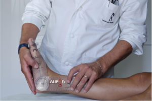 Misurazione posturaleAvagnina