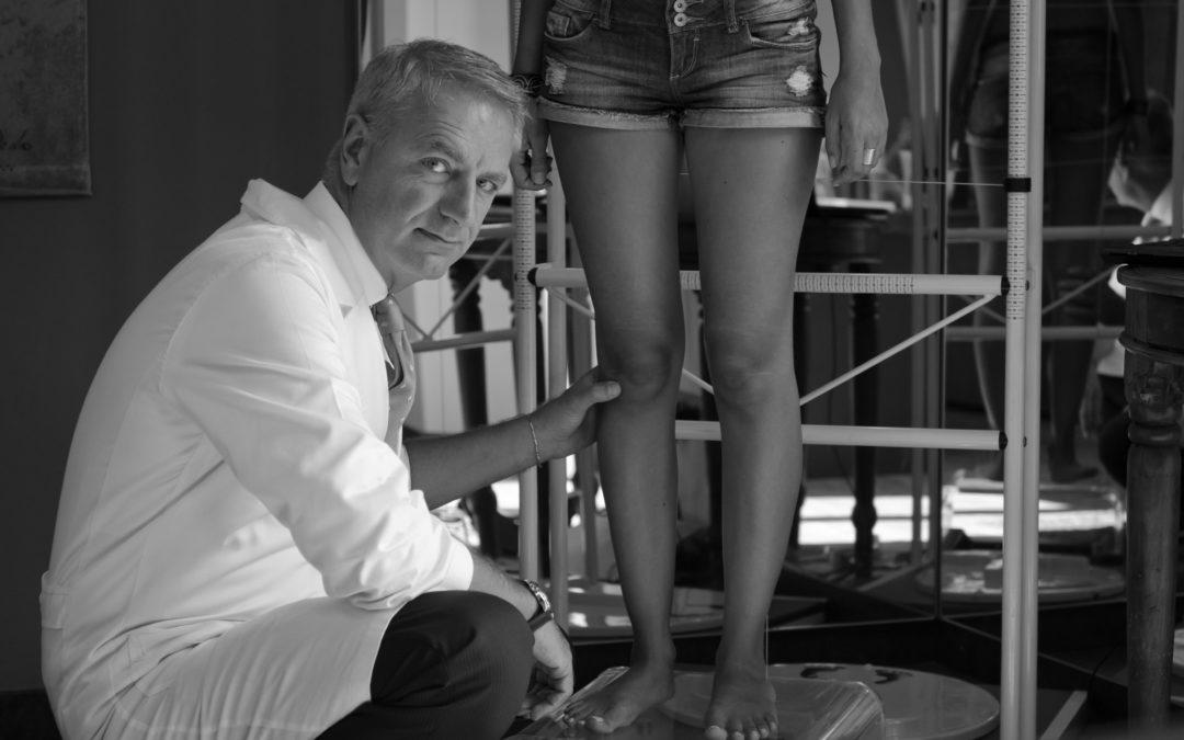 Il Prof Avagnina in TV- La visita podologica e posturale ed il concetto podolistico