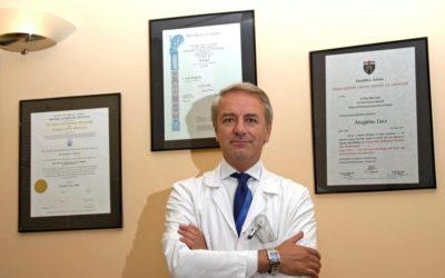 Intervista al Prof Dr Luca Avagnina, professione Podoiatra Podologo.