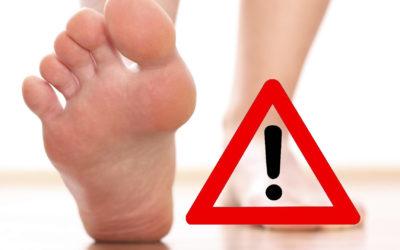 Il ruolo del podologo nel piede diabetico